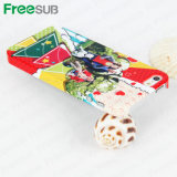 for iPhone 5 Matte Pet Sublimation Blank Mobile Phone Case (IP5-M)