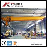 Famous China Best Design Electric Double Girder Overhead Crane