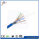FTP Shielded CAT6 LAN Cable for Data Communication