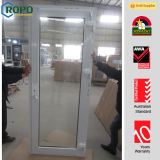 Balcony Plastic Glass Door with Roto Hardware