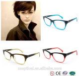 Colourful 2016 Beautiful Woman Acetate Eyeglasses Frame