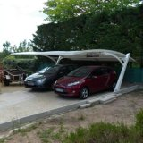 Membrane Car Cover Carport and Garage