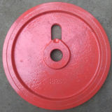 Professional Metal Plate /Pulley for Machinery Part From China