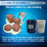Chocolate Product Molding Silicone Rubber Liquid
