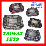 High Quaulity Cheap Dog Cat Beds (WY161073-3A/C)