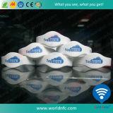 ISO14443A Ntag213 RFID NFC Silicone Wristband