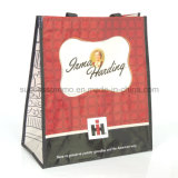 Recycled PET Laminated Shopping Bag, Tote bag for promotion gift