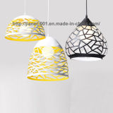 Different Sizes Irregular Pattern Metal Hanging Lighting for Dining Room