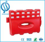 Polythene Plastic Water Fill Parking Barrier