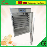 Hhd Ce Approved Automatic Electric 880 Chicken Eggs Incubator