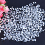Loose Crystal Glass Diamond in Small Size 8mm 10mm 12mm