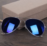 New Design Unisex Metal Sunglasses