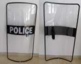 Riot Control Shield with PC Material