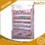 Pop up Cardboard Jewelry Retail Pallet Eyewear Store Display