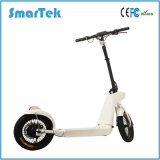 Smartek Folding Scooter Electric Ebike 14 Inch Wheel Size with LED Light Standing Smart Electric Scooter Patinete Electrico Folded Scooter S-005-2
