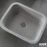Acrylic Solid Surface Single Undermount Kitchen Sink