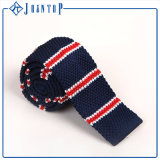 Fashion Polyester Stock Hot Sales Knitting Neckties