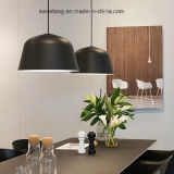 Modern Chandelier Light Pendant Lamp with Wood Color for North Europe