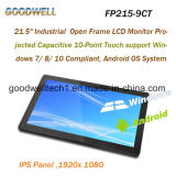 1920X 1080 IPS Panel Capacitive Touch Monitor 21.5""