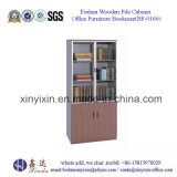 Office Book Storage Filing Cabinet Wooden Office Furniture (BF-016#)