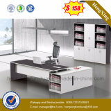 China Factory Modern Furniture Office Style Wooden Computer Desk (HX-G0007)