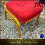 Superior Quality Memory Sponge Cushion Aluminium Hotel Banquet Chair