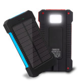 10000mAh Portable Charger Battery Solar Cell Power Power Bank