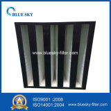 Compact Rigid Filter for Heating Ventilation and Air Conditioning