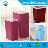 New Style Plastic Recycle Garbage Trash Bin/ Plastic Office Dustbin
