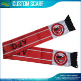 Fashion Football Fans Sports Silk Satin Scarf (B-NF19F06006)