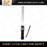 Traffic Safety Rechargeable Multifunctional Police Alarm Whistle Warning Flash LED Baton