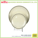 Wholesale Buffet Use Food Safety Custom Melamine Plate