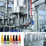 Glass Bottle Juice Production Machine for Aluminum Cap