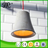 Vintage Interior Designs Decorated with Concrete Pendant Lighting