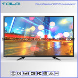 40 Inch DVB-T Arabic Persian Satellite Smart Android LED TV Low Power