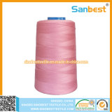 Colorful Spun Polyester Sewing Thread Tfo Twisted Quality