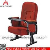Cheap Folding Auditorium Chair Writing Tablet Yj1206m