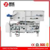 Sludge Dewatering System Stainless Steel Belt Filter Press