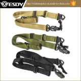 Tactical Gear Mission Two Point Rifle Sling for Hunting