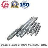 Forging shafts
