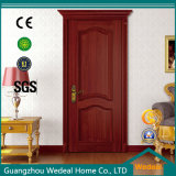 Solid Wood/Metal Stainless Steel Security Door