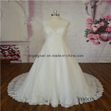 Princess A Line Lace Bridal Wedding Dress