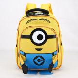 School Bag Backpack Minions Backpack Cartoon Backpack Yf-Sbz2208