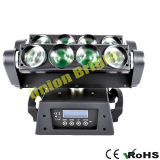 LED 8X10W Spider Moving Head Light / CREE LED Diodes