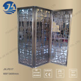 304 Stainless Steel Folding Decorative Screen for Room Hotel