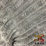 100% Polyester Blanket Fabric for Home Textile Upholstery Usage for Blanket