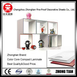 Color Core Compact Laminate