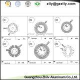 Factory Direct Sale Sunflower Aluminum Frame/Aluminum of Building Material