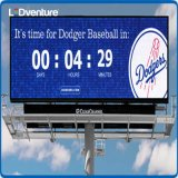 Outdoor Full Color Large LED Electronic Screen for Advertising, Scoreboard, Outdoor Media