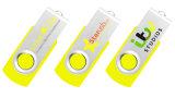 New Cheapest Swivel USB Flash Stick Memory Pen Logo Printing